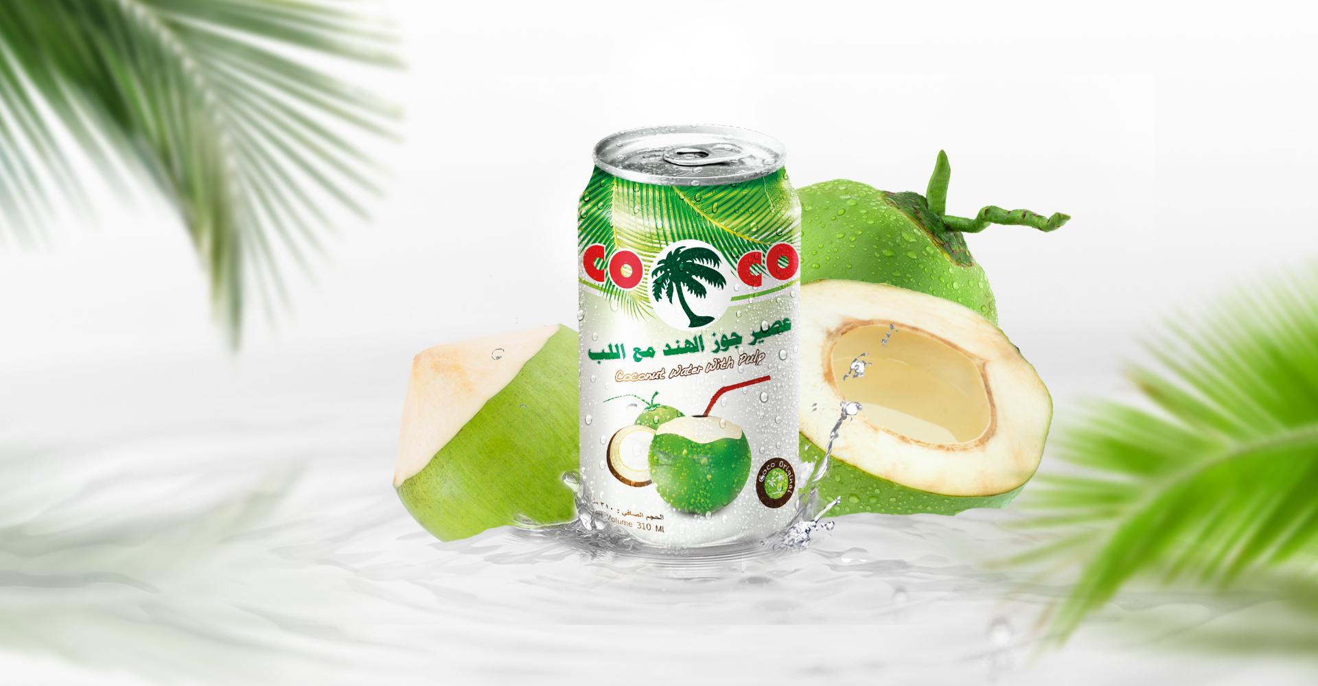 Coco, Simply fresh coconuts