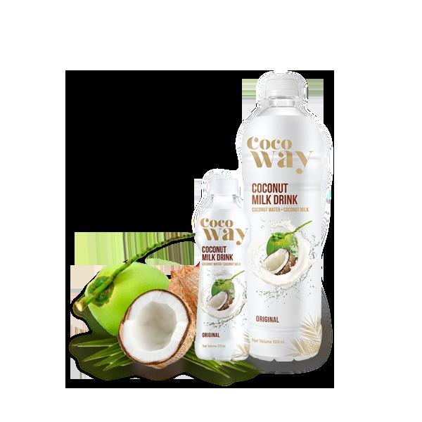 Cocoway Coconut Milk Drink
